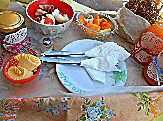 Aelio πρωινό